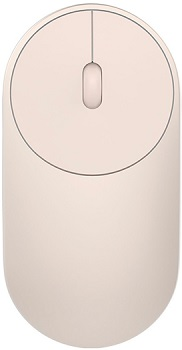 Мышь Xiaomi Mi Portable Mouse Gold