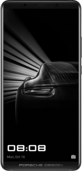 Huawei Mate 10 Porsche Design black (черный)