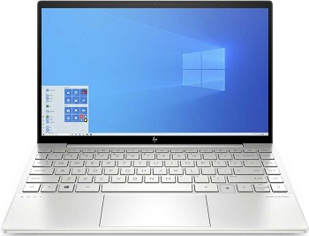 "Ноутбук HP ENVY 13-ba1006ur 13.3"" FHD BView IPS 400nits flush glass/Core i5-1135G7 quad/8GB /512PCIe/Intel Iris Xe/W10/3cells 51Whr/Natural silver/Fing-prn (2X1N3EA)"