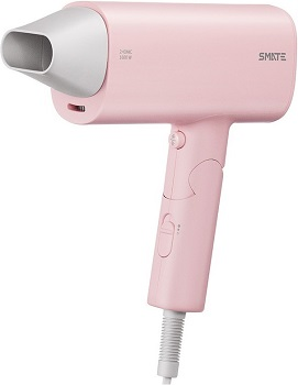 Фен Xiaomi Smate Hair Dryer розовый