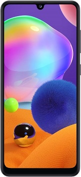 Samsung Galaxy A31 64GB черный