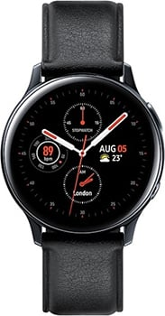 Samsung Galaxy Watch Active2 cталь 40 мм black (черный)