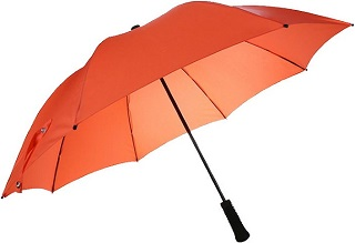 Xiaomi Lexon Short Light Umbrella (Red)